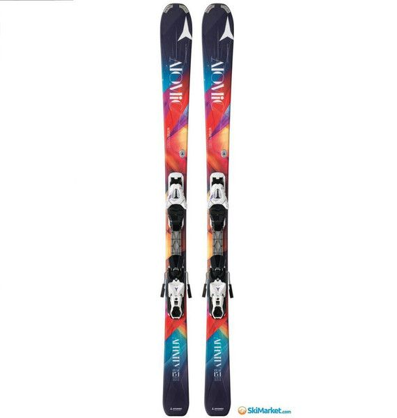 2015 Atomic Affintiy Pure with XTE 10 Bindings