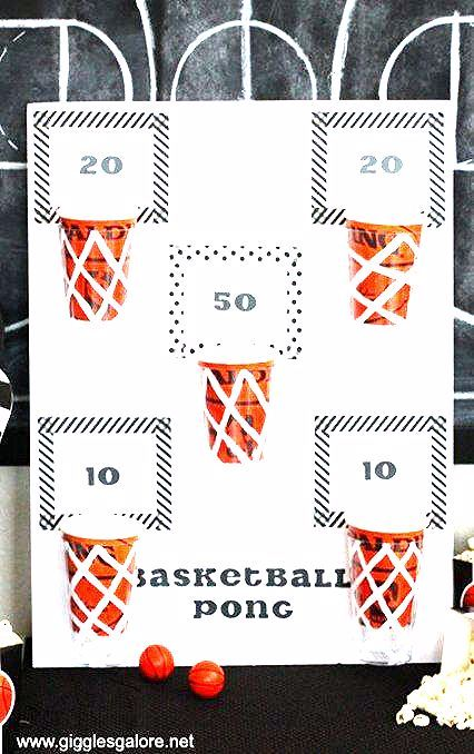 Photo of Basket Ball Birthday Party Games 41 Ideas