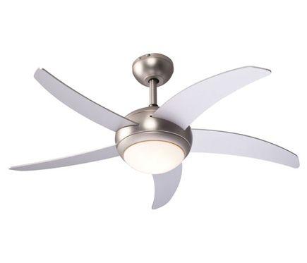 Ventilador De Techo Con Luz Inspire Ceylan Leroy Merlin Ventiladores De Techo Ventilador De Techo Con Luz Ventilador