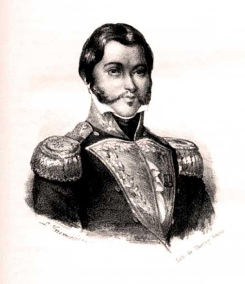 Jose Francisco Bermudez Procer Venezolano Y Unos De Los