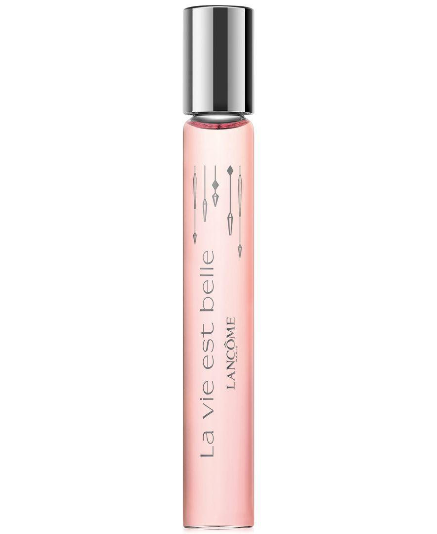 La Vie Est Belle Eau De Parfum Rollerball 0 34 Oz Perfume Lancome