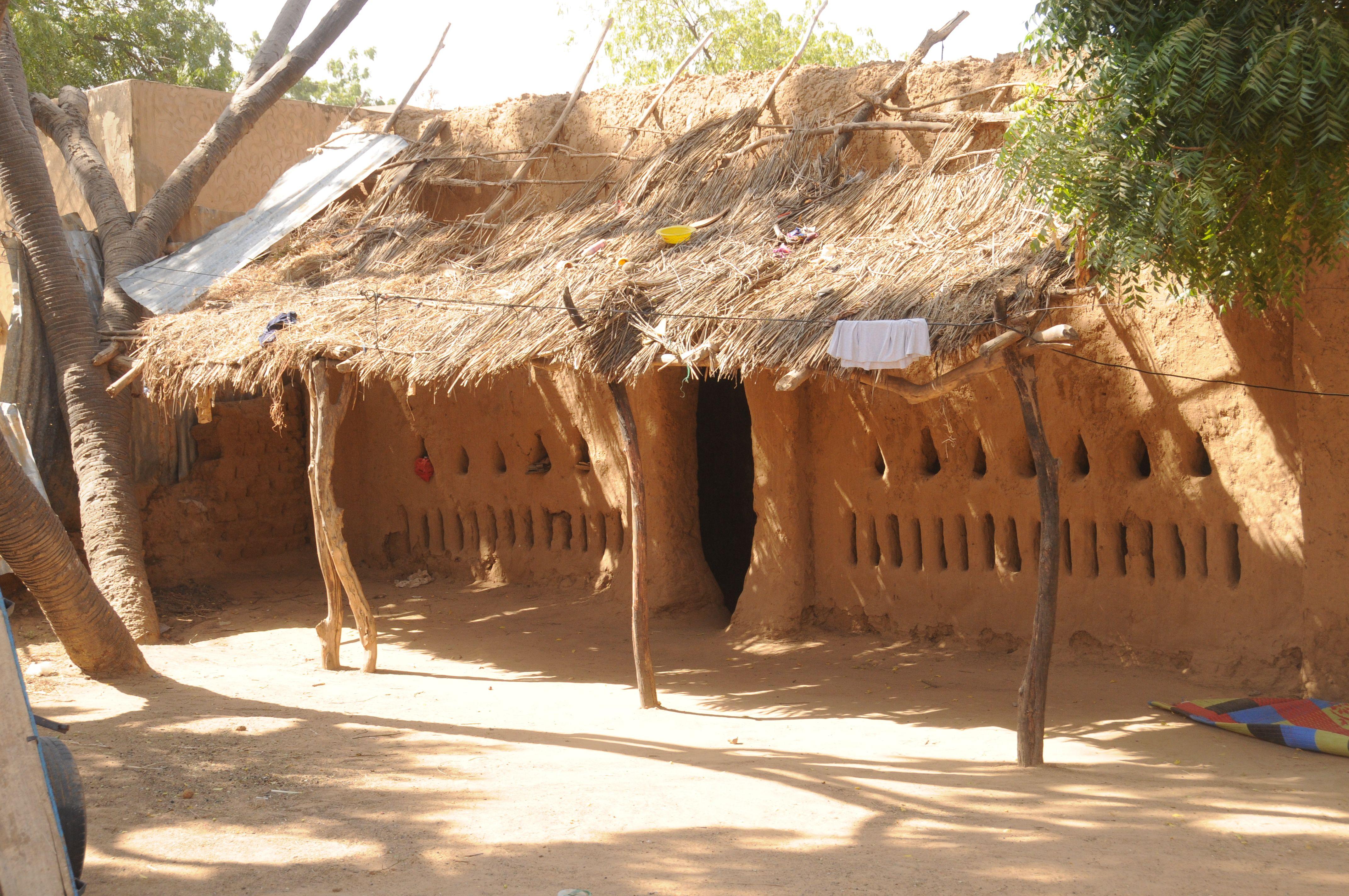 Maison en Terre - Matam  Senegal, Pergola, Gambia
