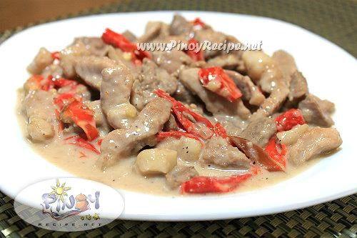 how to cook chicken bicol express panlasang pinoy