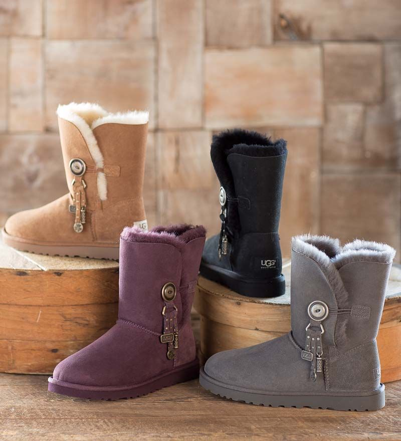 Uggs With Buttons On Side UGG® Australia...