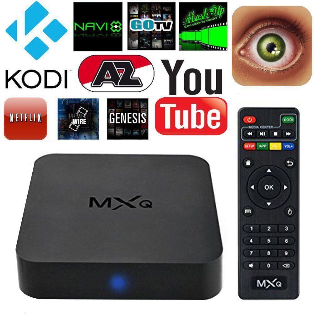 Pgkmall Android 4 4 2 Smart Tv Box Fun Center S805 Quad Core 1gb