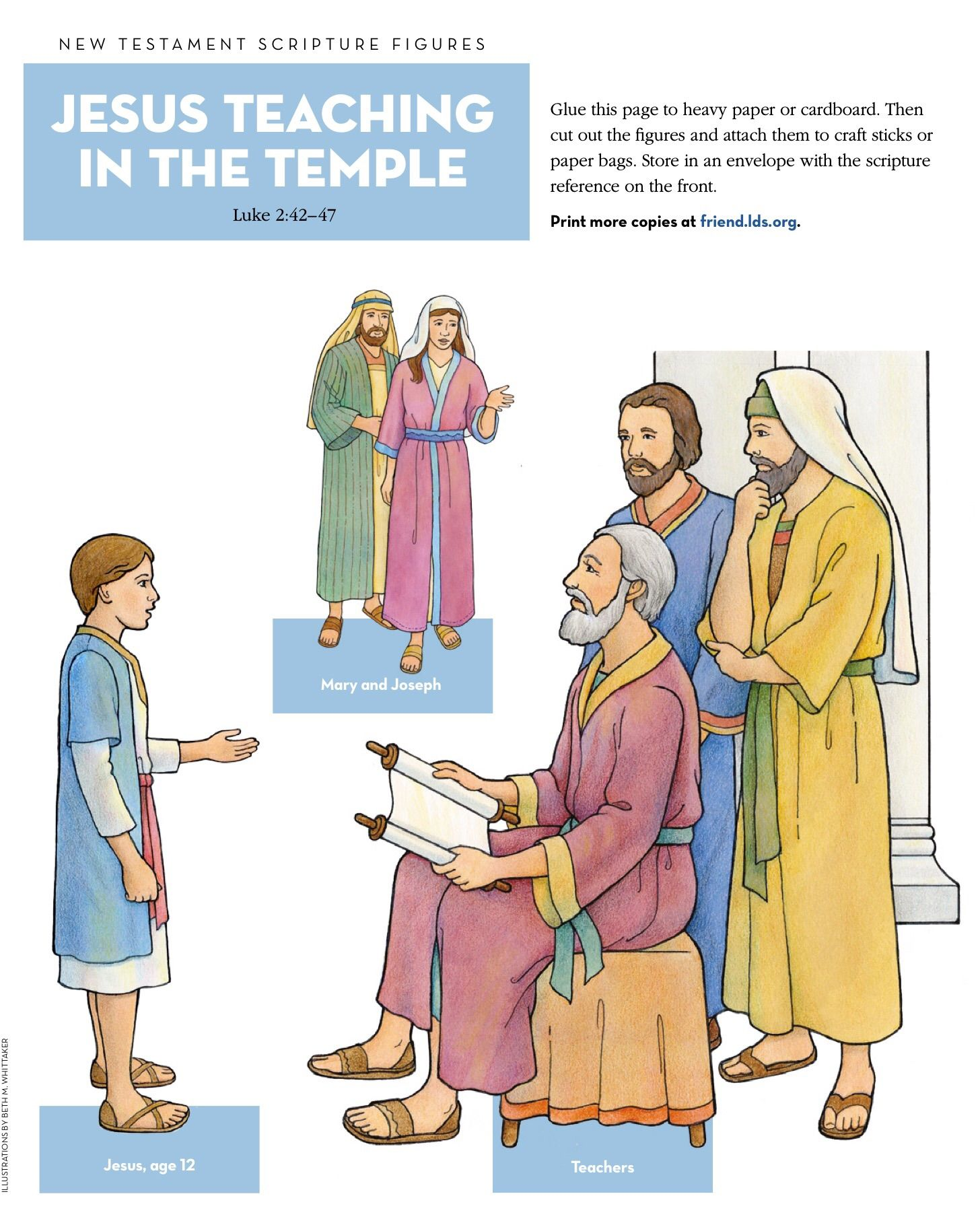 new testament LDS clip art | New Testament Archives - Teaching LDS ...