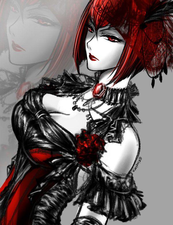 Madame Red // Black Butler                                                                                                                                                                                 Mehr