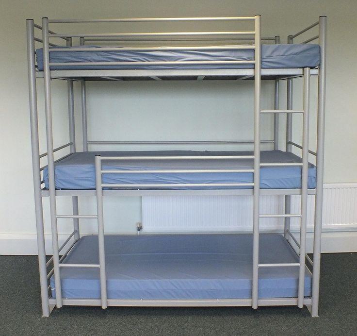Best Triple Loft Beds For Kids Triple Bunk Beds Bunk Beds 3 400 x 300