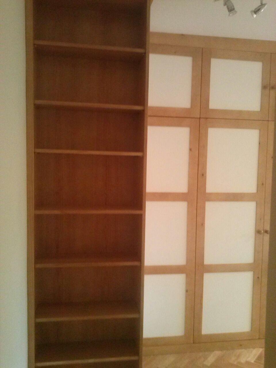 Vista desde la puerta de entrada del armario. #armarios #armario a ...