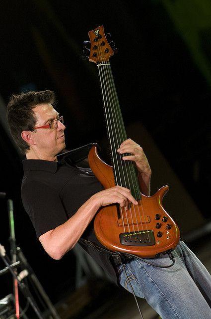 Alain Caron Bass Guitar Berklee College Of Music Bass Player