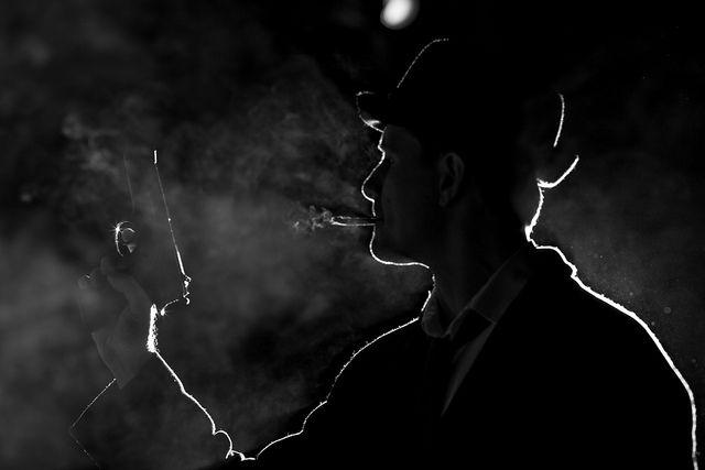 Film Noir Lighting | Lighting 102 - week 17/18 --Assignment ...