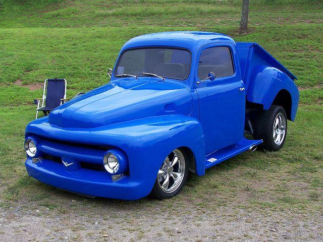 1952 Ford F1 Custom Trucks Classic Pickup Trucks Classic Ford Trucks