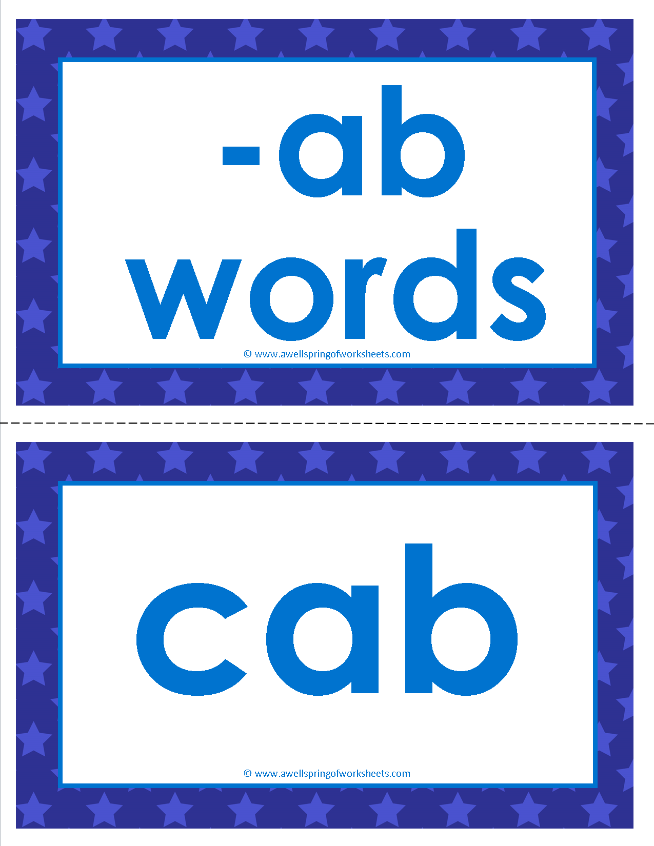 All cards on one card - Cvc Word Cards Bright And Colorful These 32 Sets Of Cvc Word Cards Have One Card Describing The Type Of Cards Ab Words For Example And Cards For All
