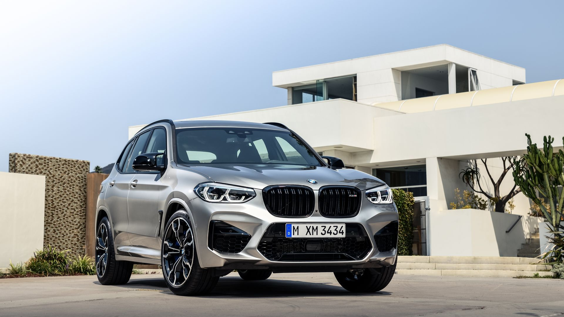 Wallpaper Bmw X3 M Competition Geneva Motor Show 2019 Suv 2020