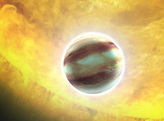 55 Cancri e - Most Alien World We Can Only Imagine - This is not an alien world, anyone of us will ever be able to visit - Image : Artistic depiction via NASA