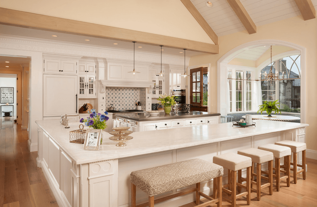 fabulous kitchen islands seating | From creating more counter space to adding additional ...