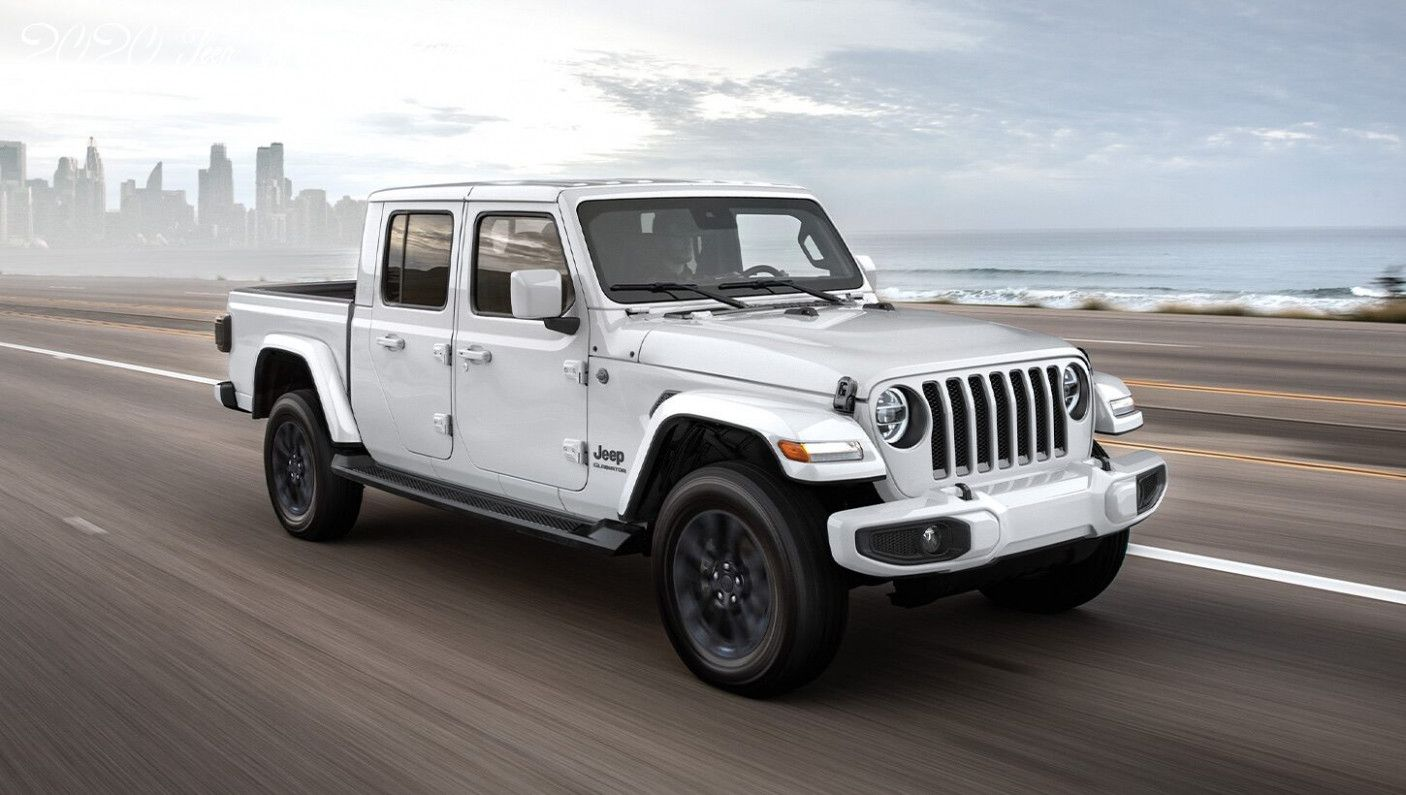 2020 Jeep Wrangler Pickup Truck Specs In 2020 Jeep Pickup Truck Jeep Gladiator Jeep Wrangler Pickup