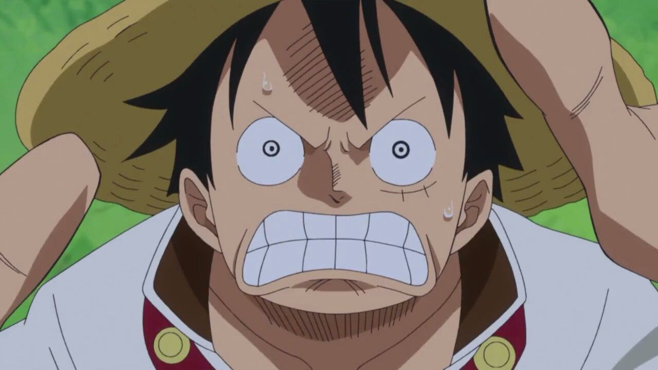 Luffy shocked - One Piece Folge 790 | One Piece Episodes