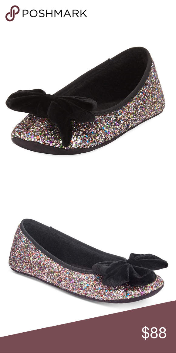 ae2f13f31489 Kate Spade Sussex Ballet Flat Brand new Kate Spade Sussex Ballet Flat -  Multicolor glitter