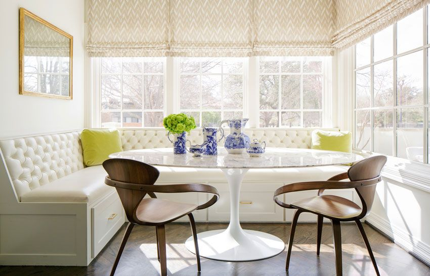 Dining In Comfort With Kitchen Banquettes Www Bocadolobo Com
