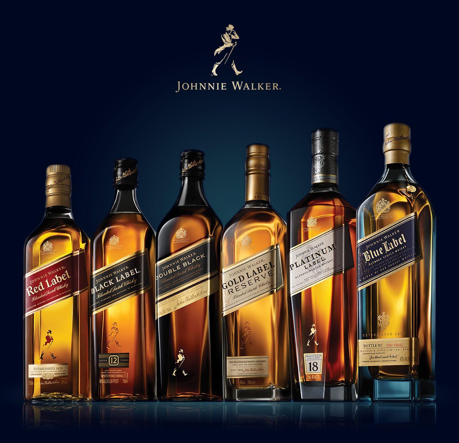 Johnnie Walker Banner Phone Johnnie Walker Whiskey Brands Whisky