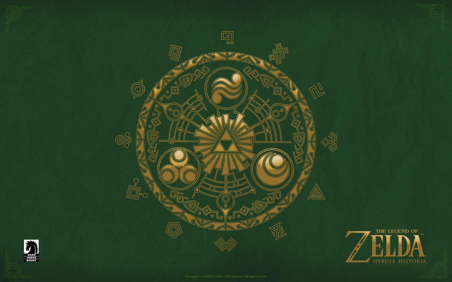 Zelda1 Mag Jpg 1920 1200 I Love The Circular Semi Celtic Look Of The Iconography In This Picture Legend Of Zelda Zelda Legend