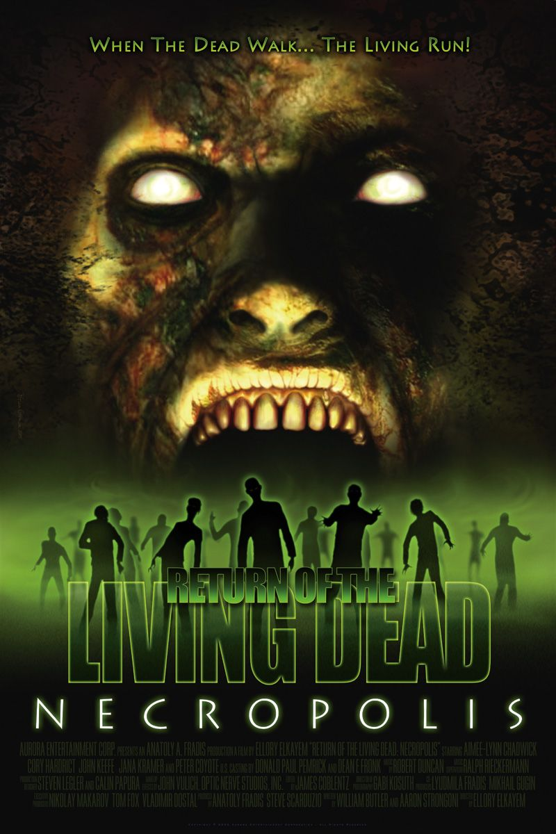 Return Of The Living Dead Necropolis 2005 Full Movies Living