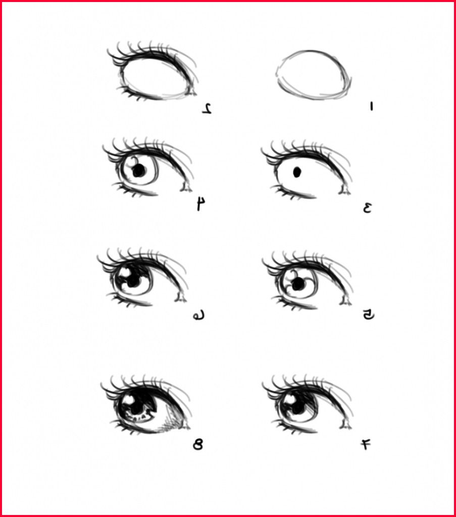Beginner Drawing 67382 Pencil Drawing For Beginners Beginner Pencil Drawing Art Stepstep Sketches Tutorial Anime Eyes Drawings