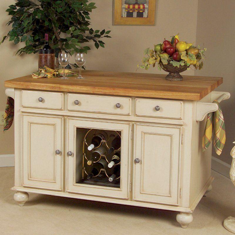 Have to have it. Kaco A la Carte Kitchen Island - $1573.9 @hayneedle.com