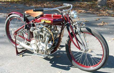 Twindian - twin engine Indian motorcycle