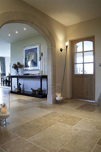 Carrelage en pierre de bourgogne | Déco maison, Décoration ...