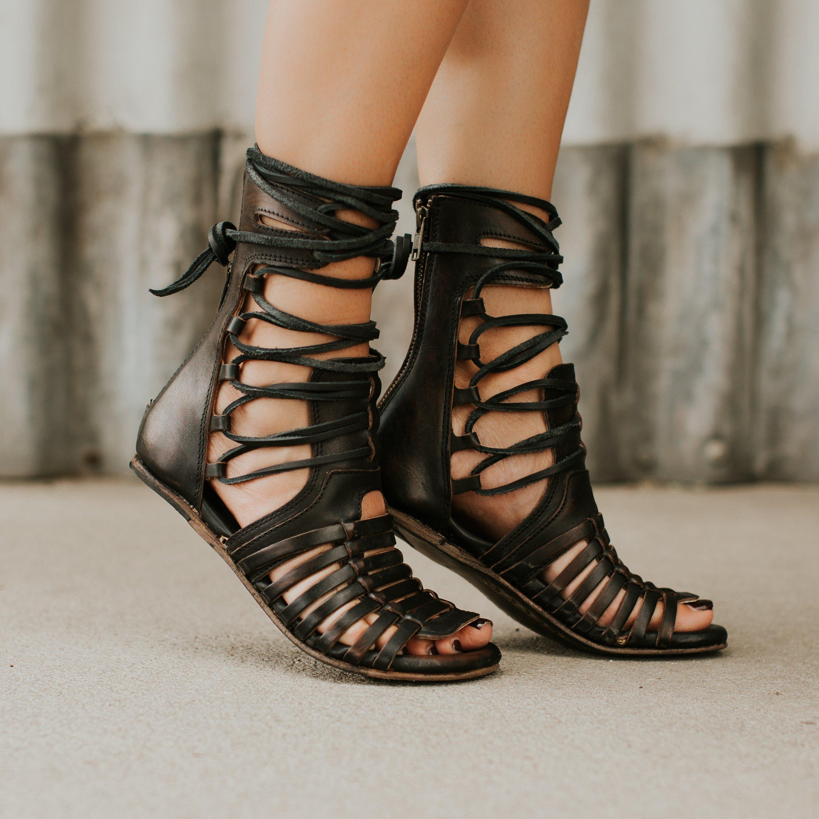 a8cd22cbe612 Sanibel Flat Gladiator Sandals