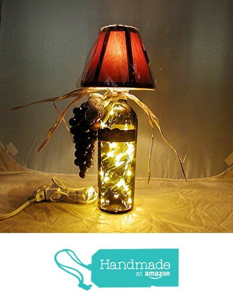 Wine bottle table lamp crafted from a repurposed 3 girls cabernet wine bottle table lamp crafted from a repurposed 3 girls cabernet wine bottle shipping is aloadofball Choice Image