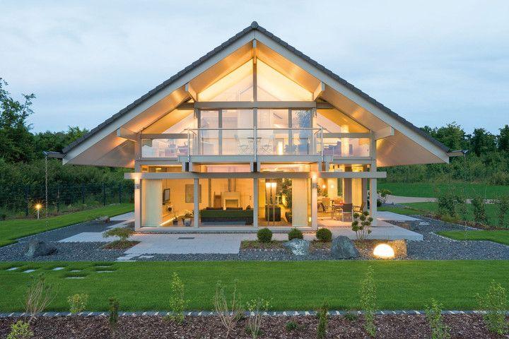 Show Houses Farmhouse architecture, Architecture house