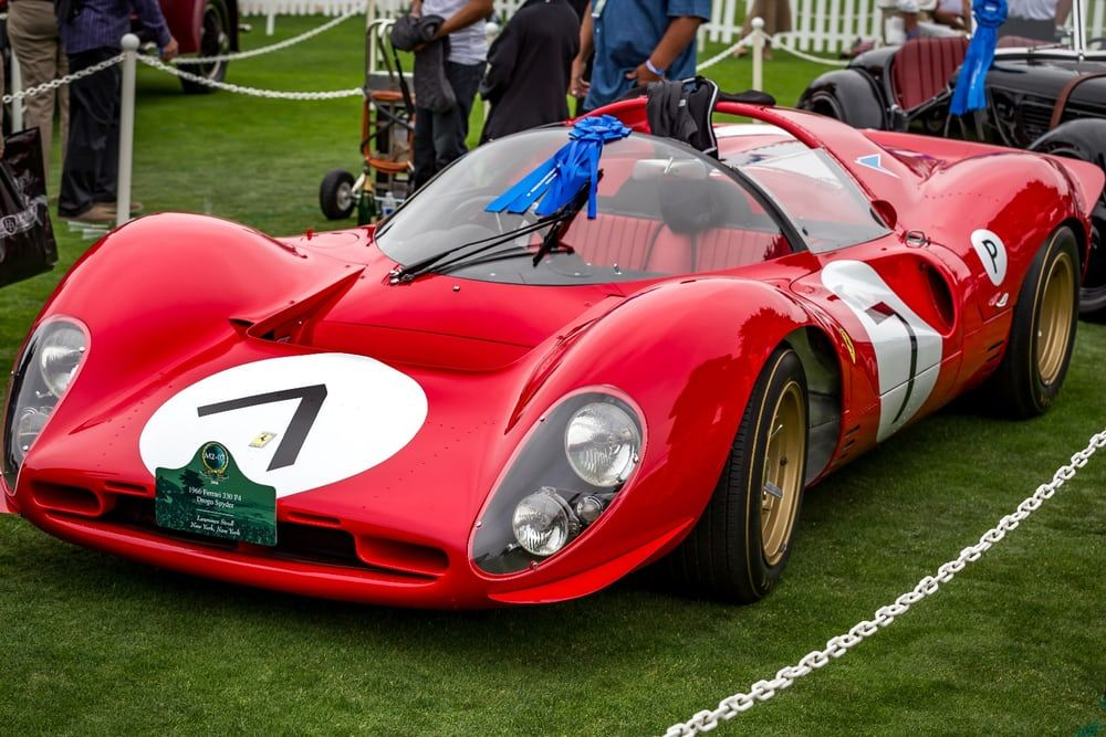 Seaside Drive The 2016 Pebble Beach Concours D Elegance In Pictures Pebble Beach Concours Pebble Beach Seaside