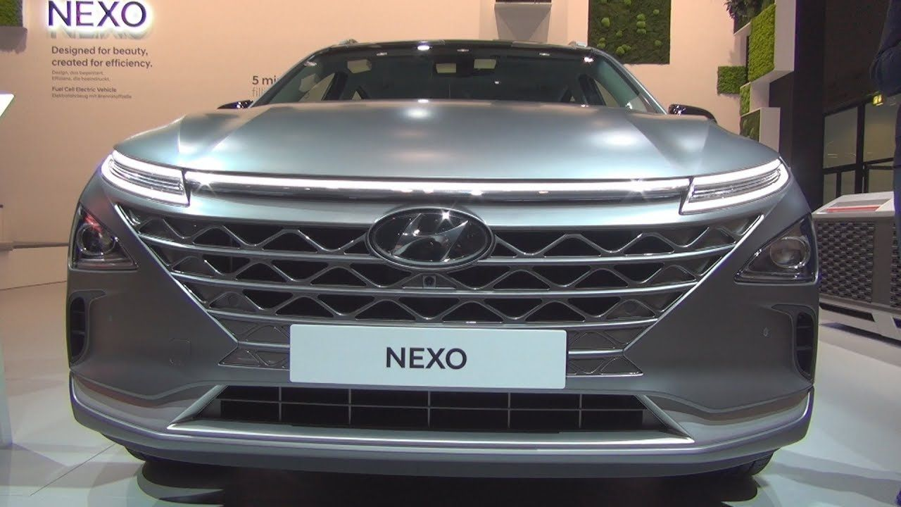 Hyundai Nexo 2020 Exterior And Interior Vehicles And