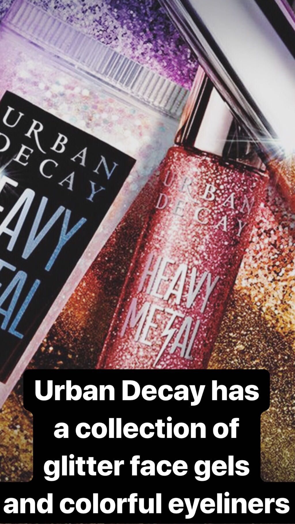 Urban Decay is bringing '90s makeup back with a collection