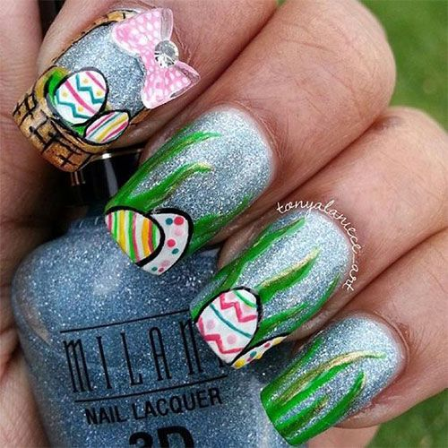 Nail Art Is The Most Popular Trend In The History Of Fashion It Can