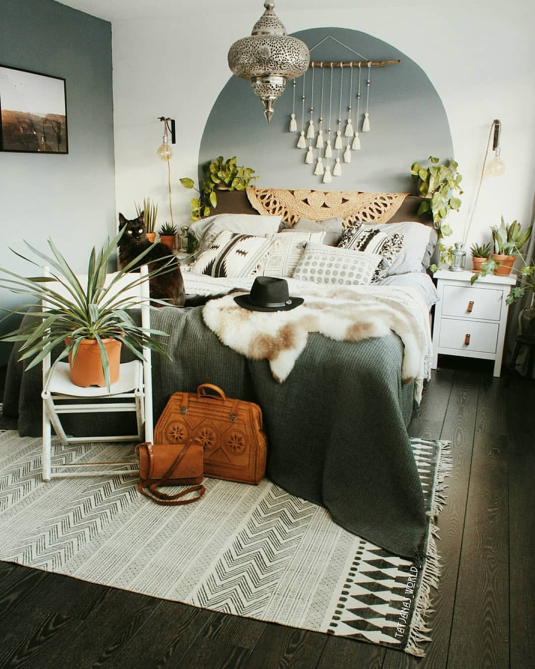 Boho decor ideas consider the opinion of your family when buying furniture they have to make use items so some  smart interior in also rh pinterest
