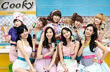 Girls' Generation – Wikipedia tiếng Việt