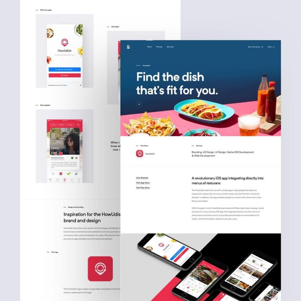 Balkan Brothers в Instagram «Website design exploration