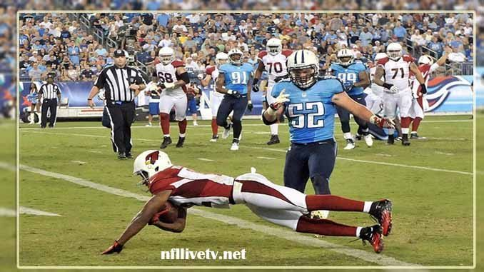 Image result for Titans vs Cardinals live pic logo