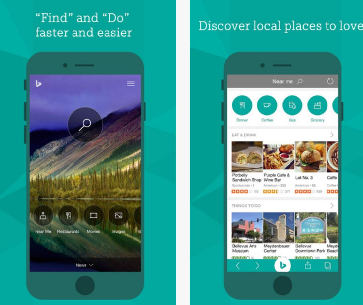 Bing Updates iOS App With New Video List Abilities | App