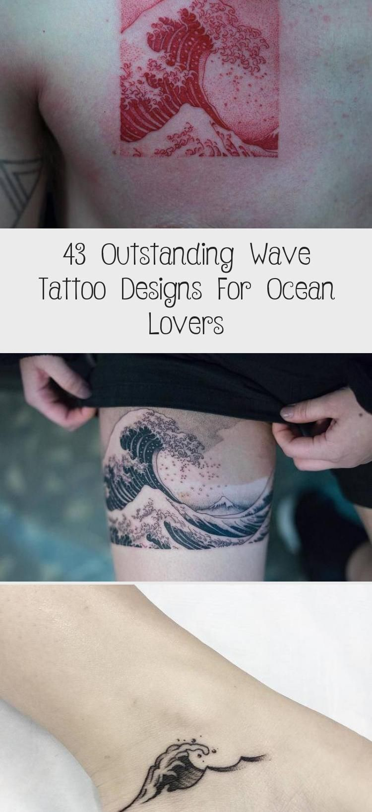 Photo of 43 Outstanding Wave Tattoo Designs For Ocean Lovers – Tattoo İdeas