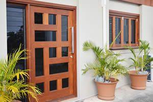 Beachwood Custom Made Timber Doors and Windows Sunshine ...