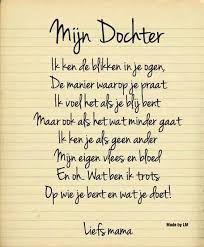 Verjaardag Dochter Gedicht.Afbeeldingsresultaat Voor Teksten Verjaardag Dochter Coole