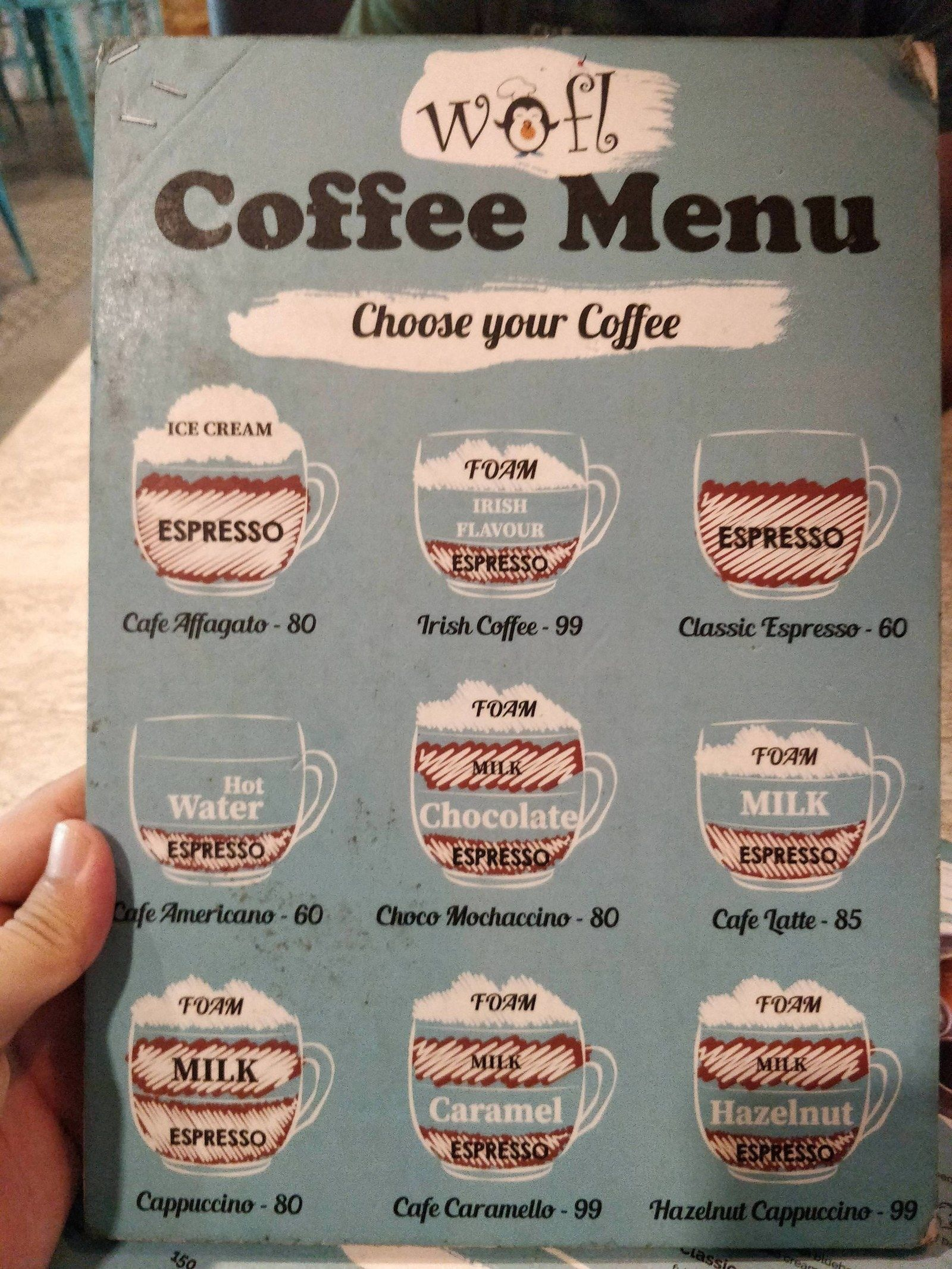 15 Bar And Restaurant Menus That Are Straight Up Living In 3019 Coffee Shop Menu Menu Restaurant Coffee Menu