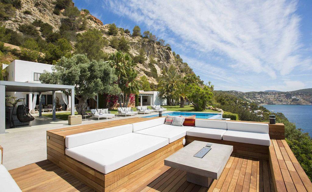 White Ibiza Villas: Villa Cristobelle, villa in Ibiza Cala Jondal | White Ibiza