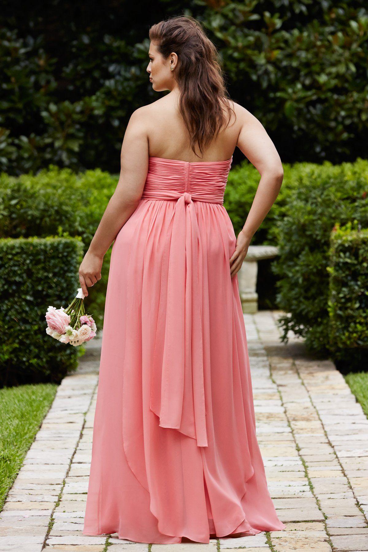 Wtoo Maids Dress 800   Ashley Graham   Pinterest