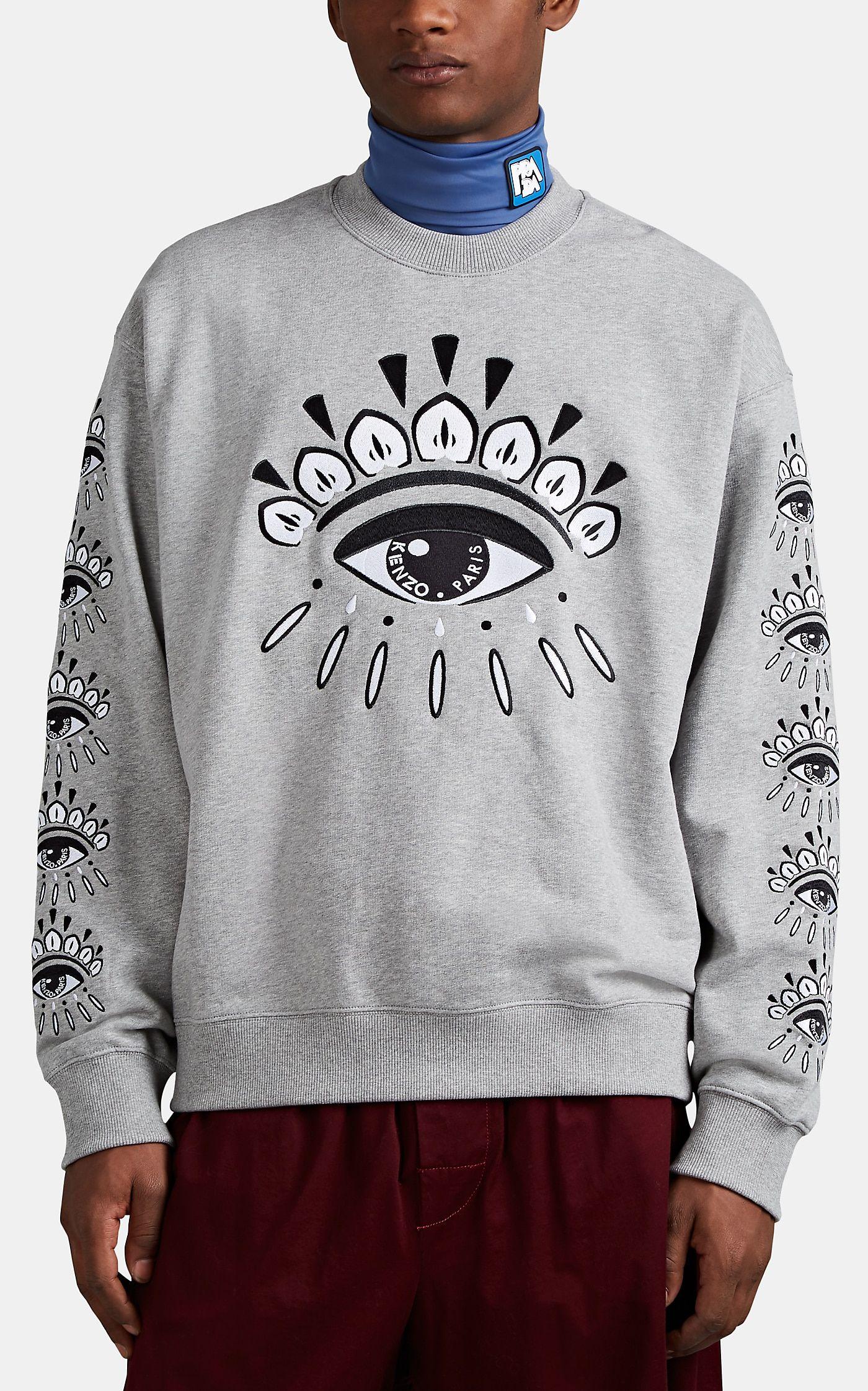 Kenzo Men's Eye Logo Sweatshirt
